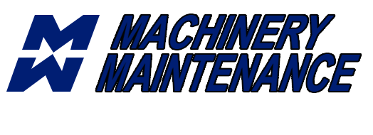 Machinery Maintenance